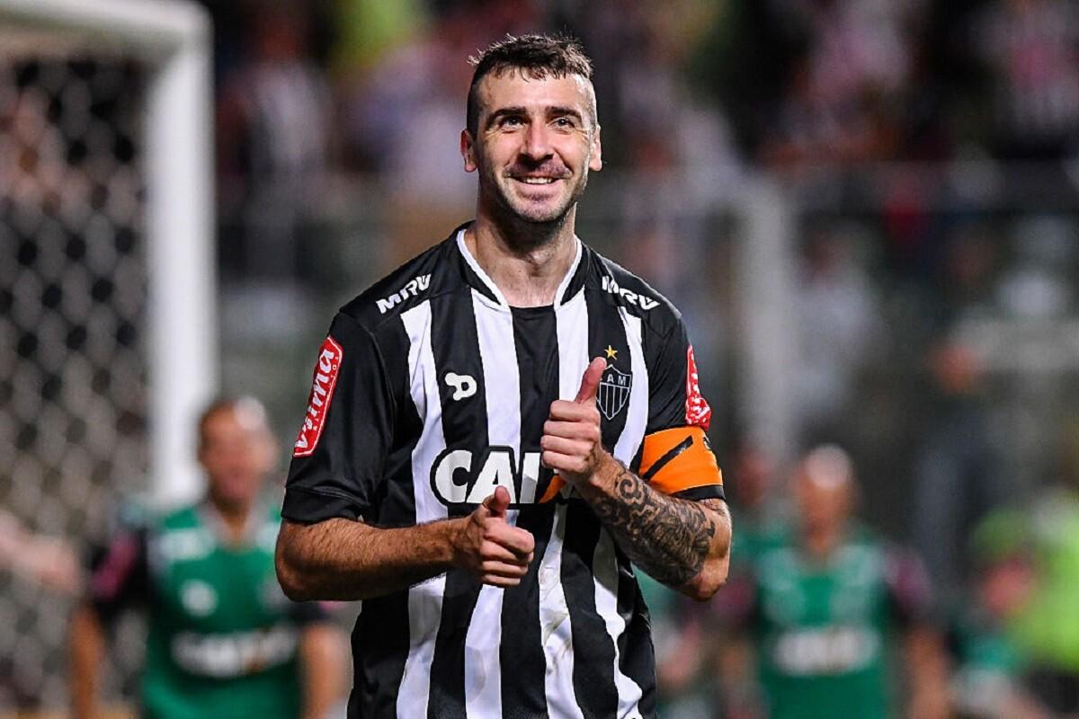 Pratto con el Atlético Mineiro