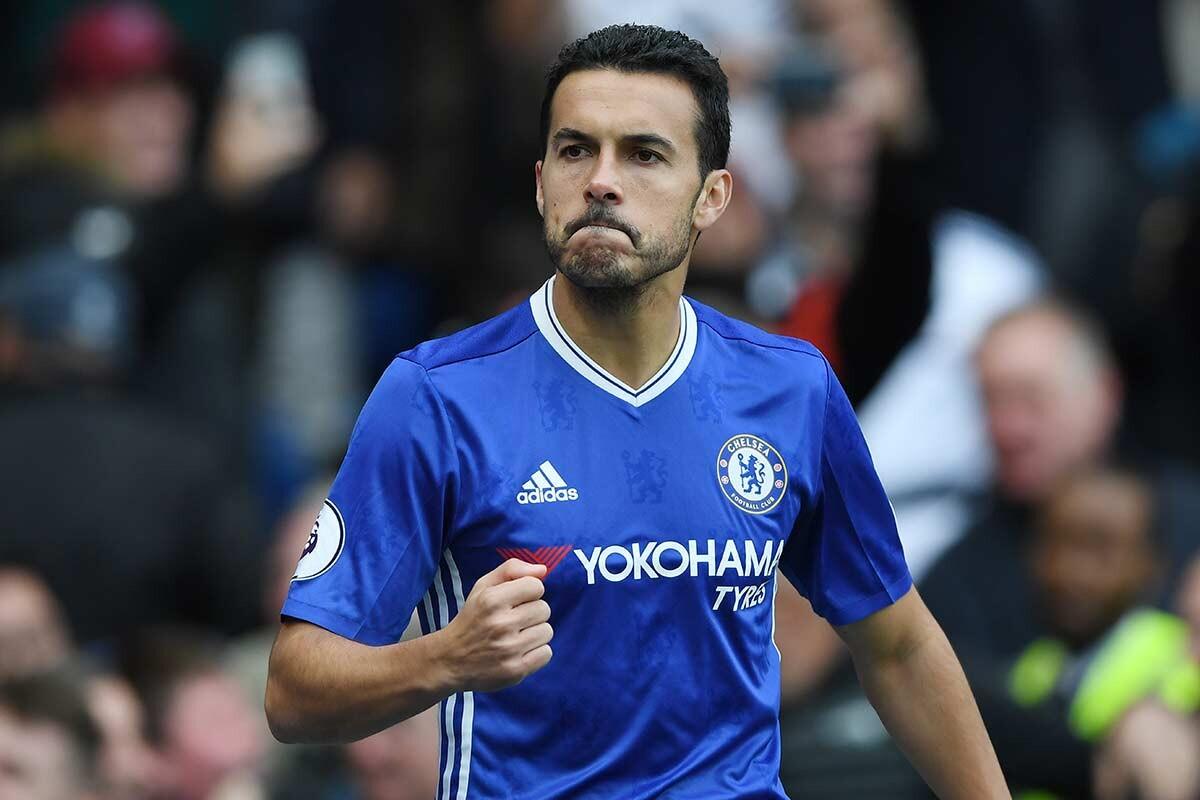 Pedro, con el Chelsea