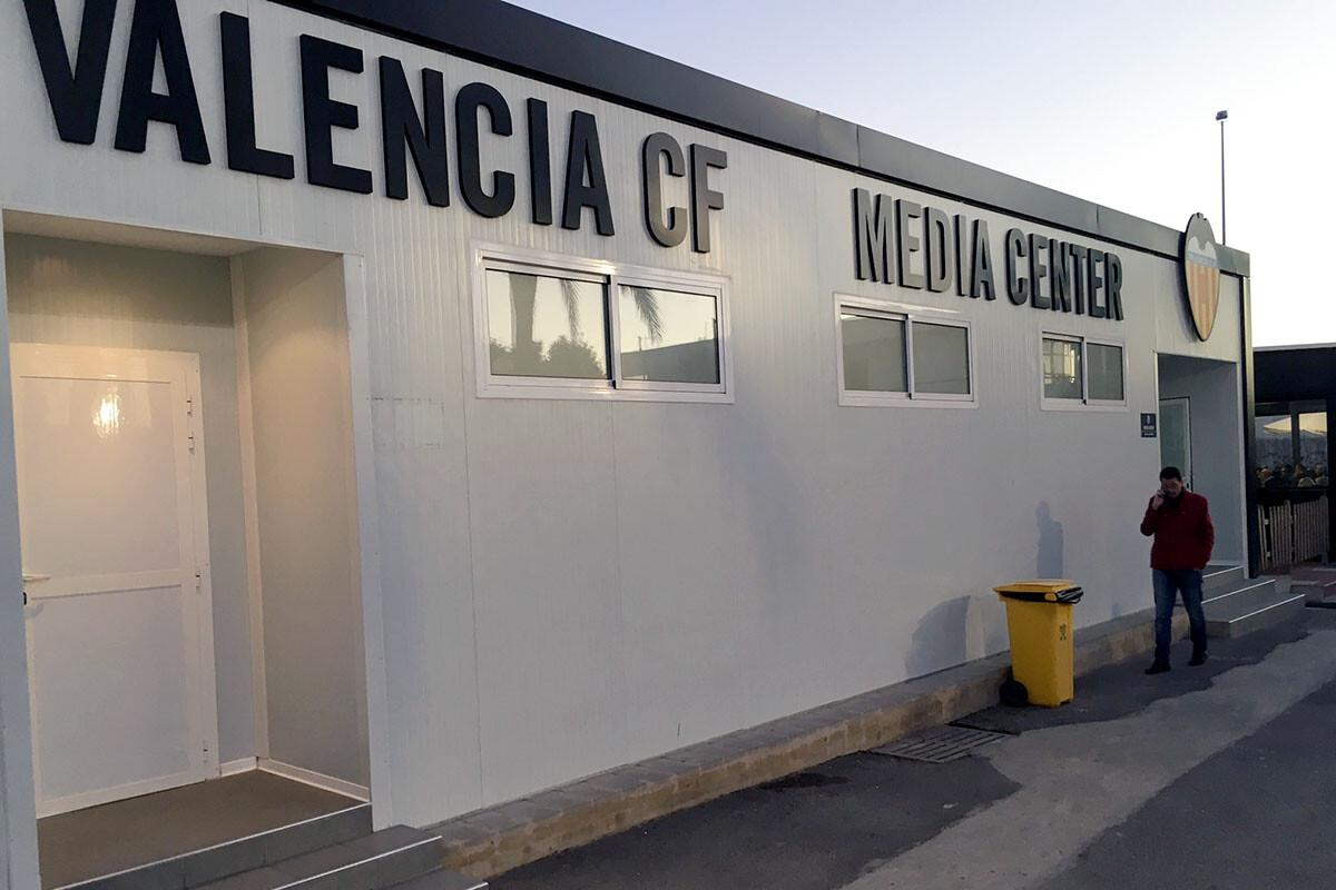 Valencia CF Media Center Paterna