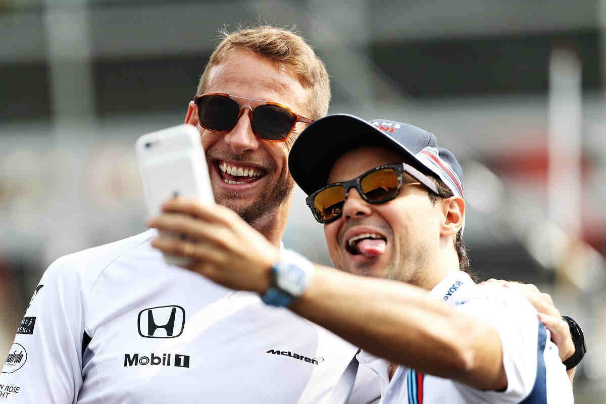 Las últimas palabras de Button y Massa en la Fórmula 1