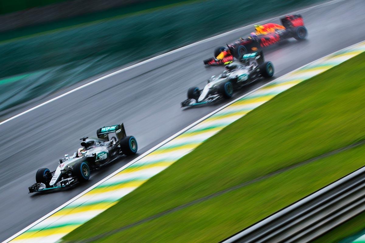 Las opciones de Rosberg y Hamilton para ser campeones en Abu Dhabi