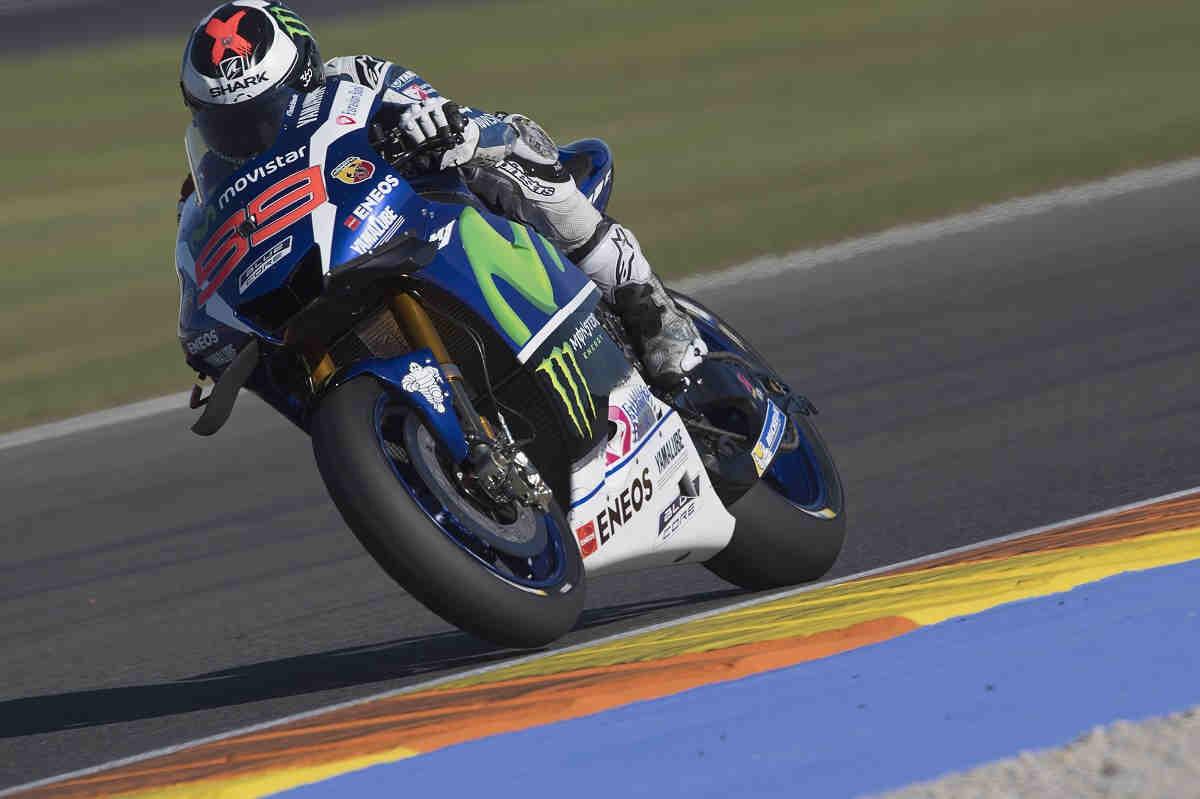 Lorenzo deja el listón bien alto en su última Q2 con Yamaha