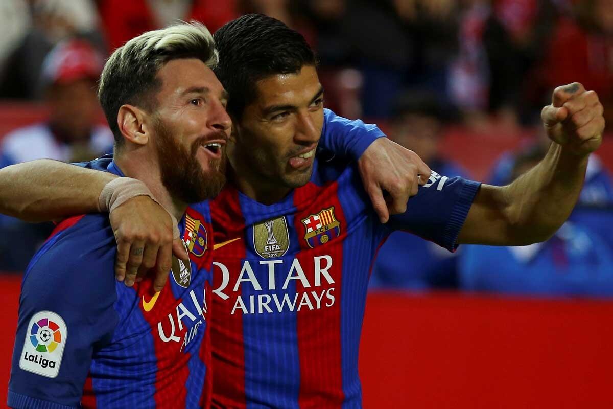 Sevilla-Fc Barcelona
