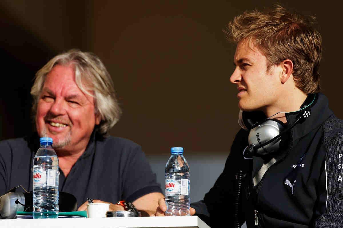 Rosberg, a punto de ser el segundo campeón hijo de campeón