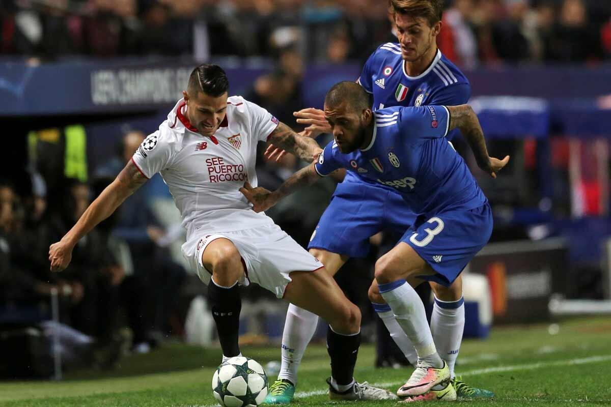 Sevilla 1 - Juventus 3