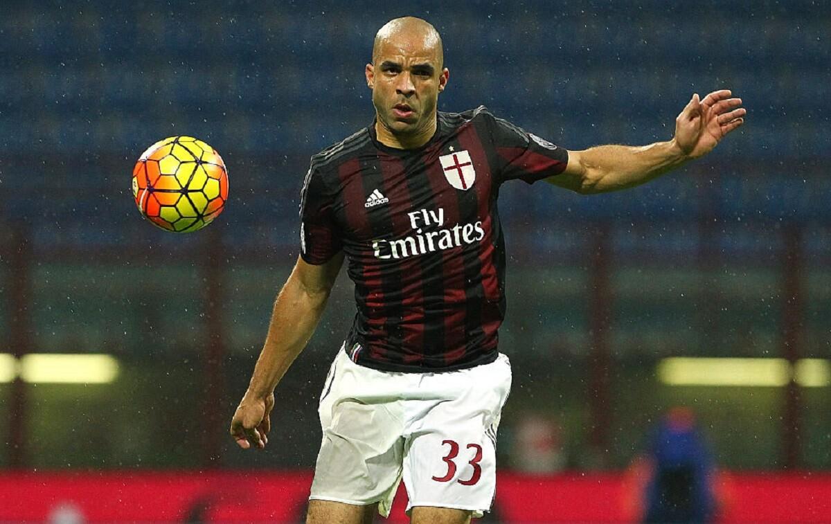 Alex Dias da Costa se retira del fútbol profesional jugando con el Milan