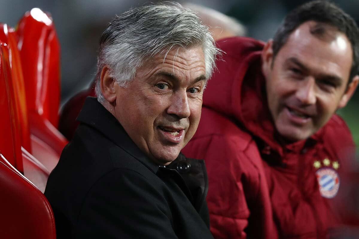 Ancelotti cambia el plan y el Bayern logra un importante triunfo