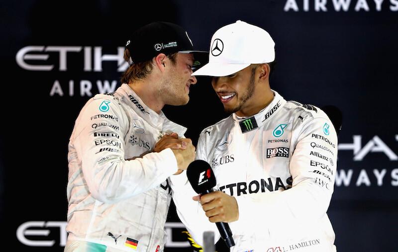 A Hamilton no le ha sorprendido la retirada de Rosberg