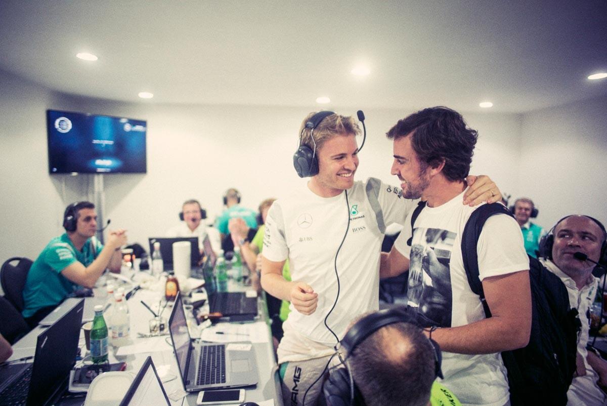 Rosberg y Mercedes: un matrimonio roto antes de tiempo