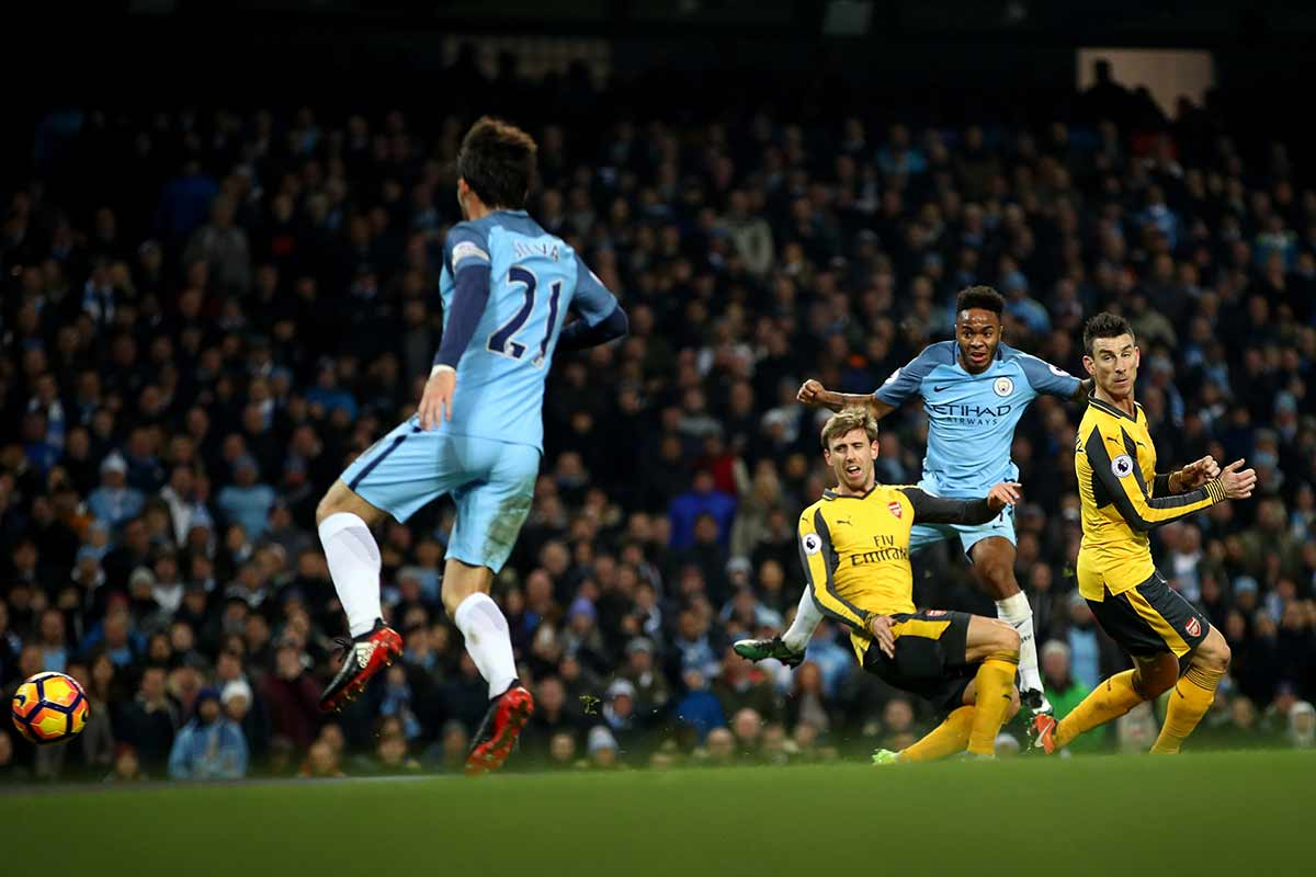 Manchester City - Arsenal, en el Etihad Stadium