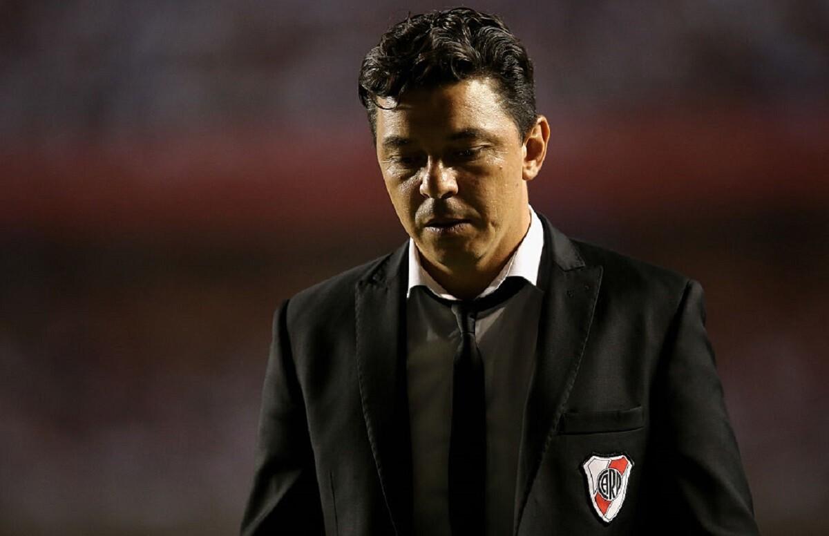 Gallardo seguirá en River Plate hasta el 2018