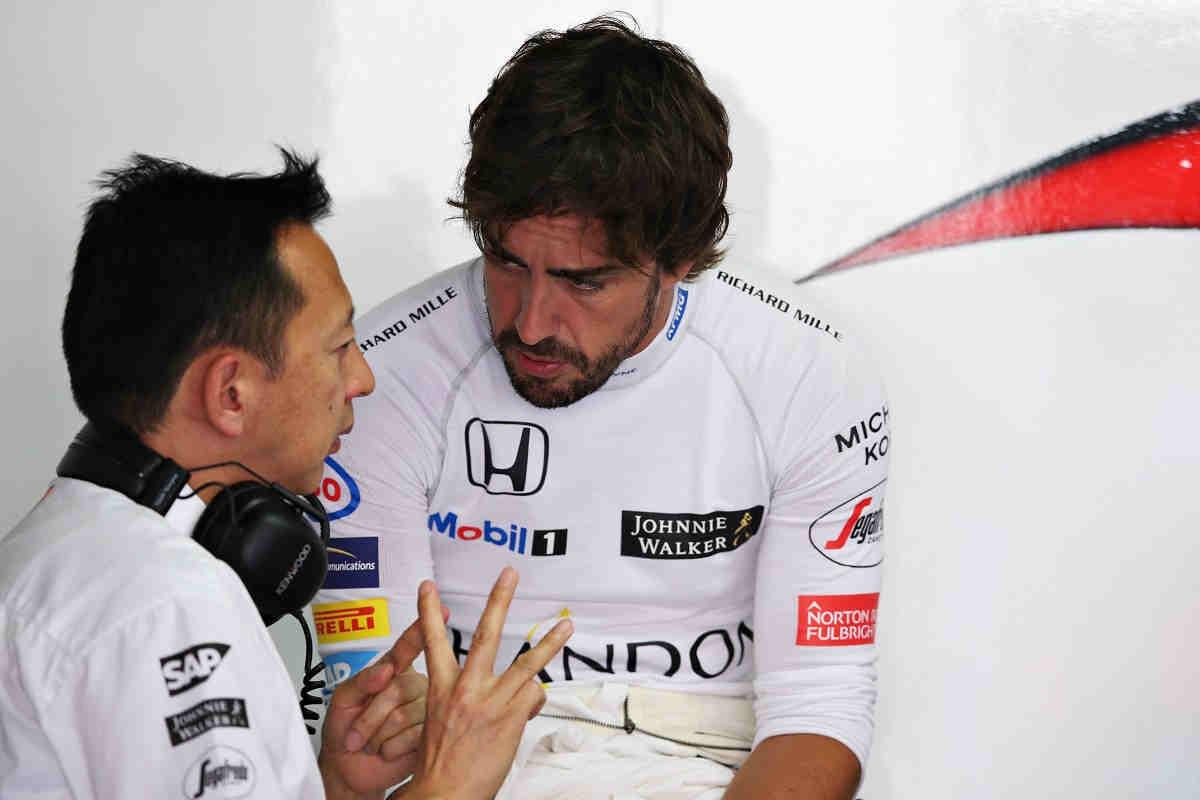 Honda reconoce que Alonso no está contento con el proyecto