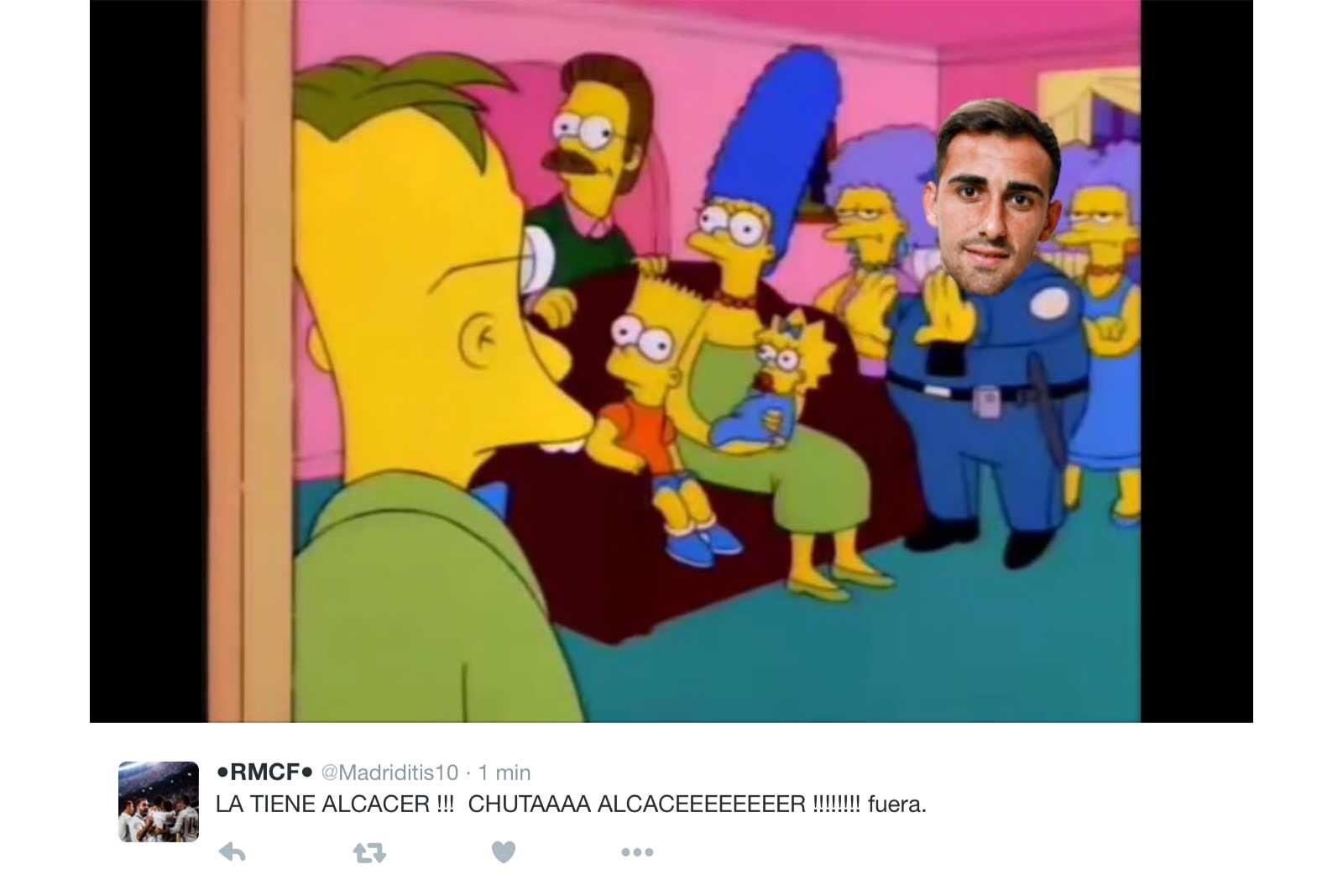 Memes Barça-Monchengladbach