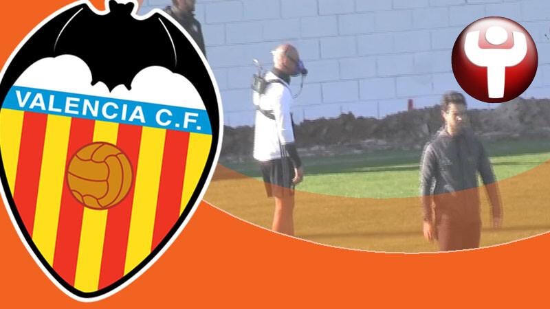 Valencia CF máscaras