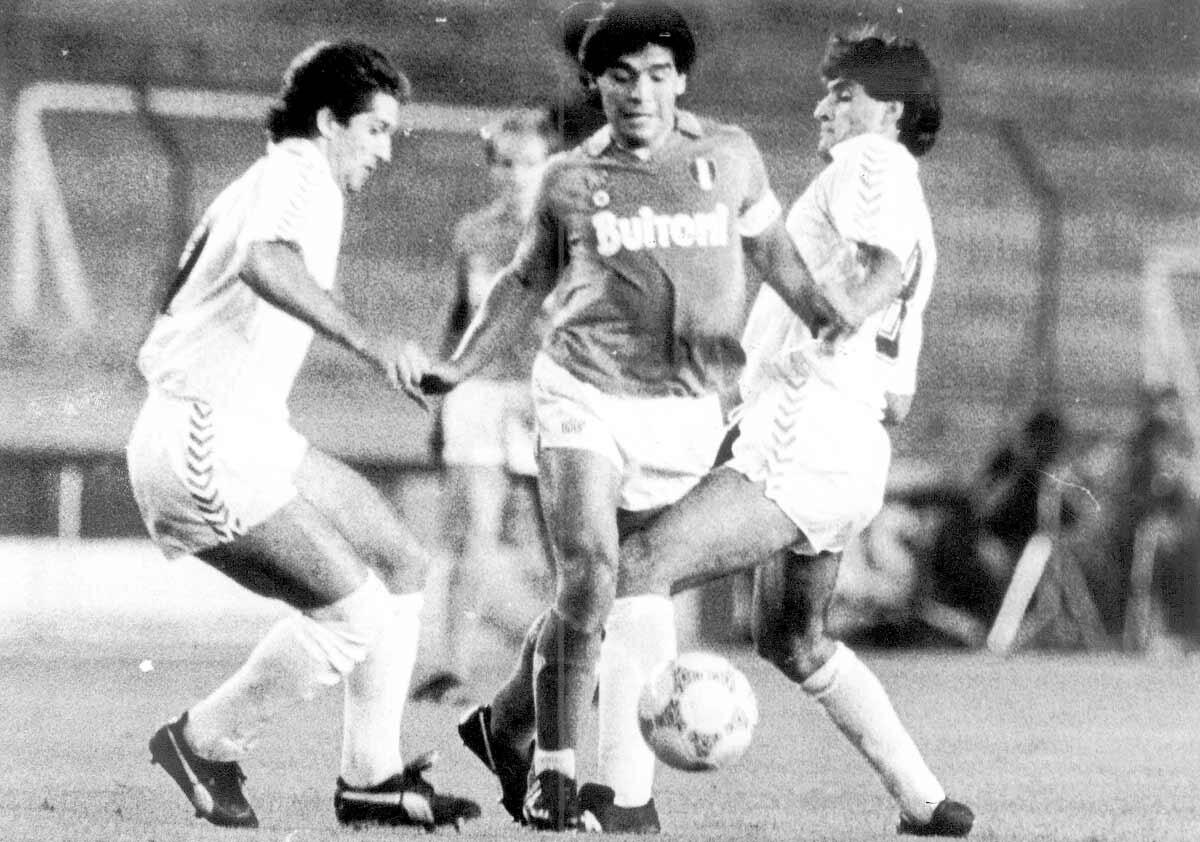 Real Madrid - Nápoles