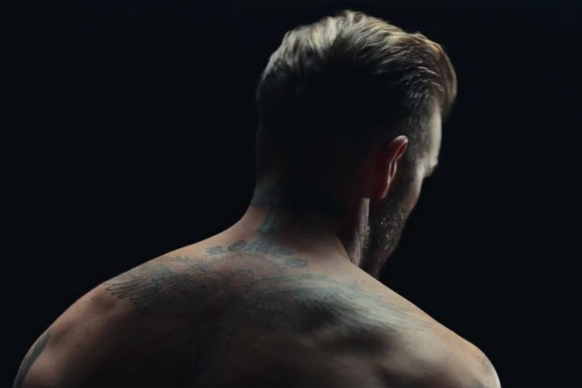 David Beckham lucha contra la violencia