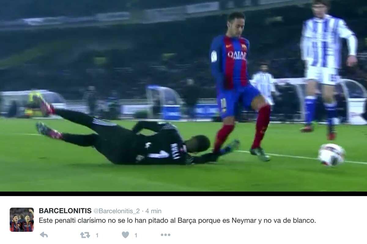 Los mejores memes del Real Sociedad-Barça