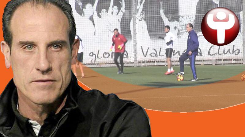 Salvador González Voro Valencia CF