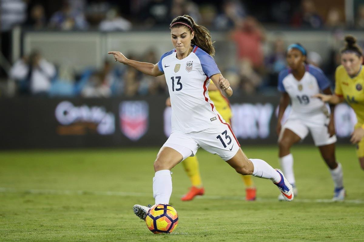 Jill Ellis convocó a la Selección Femenina para los amistosos ante Colombia