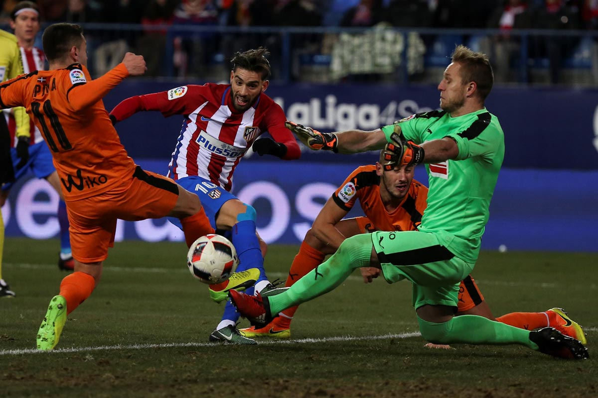 Atlético-Eibar