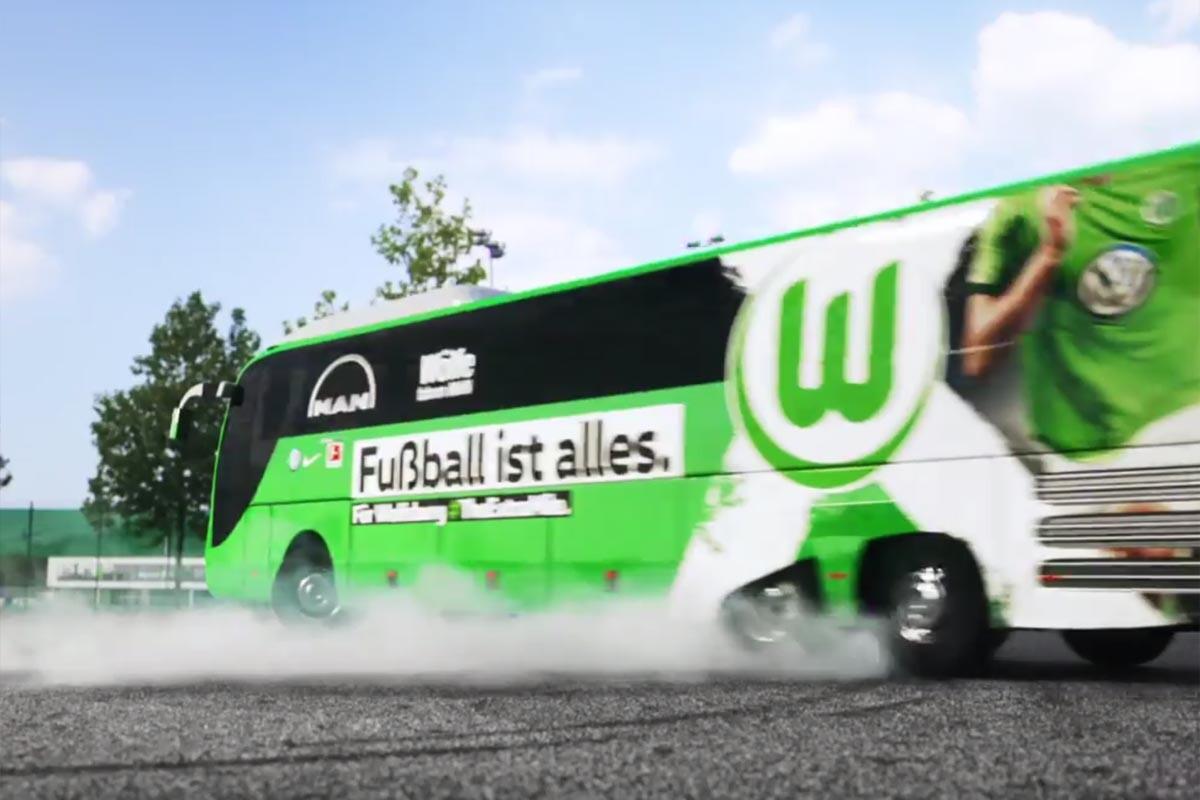 Autobús del Wolfsburgo