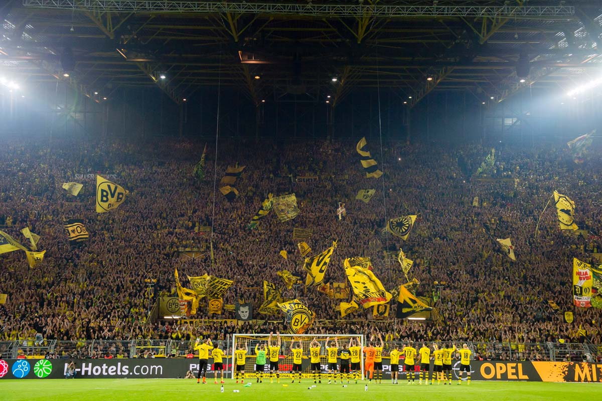 The Wall, grada del Borussia