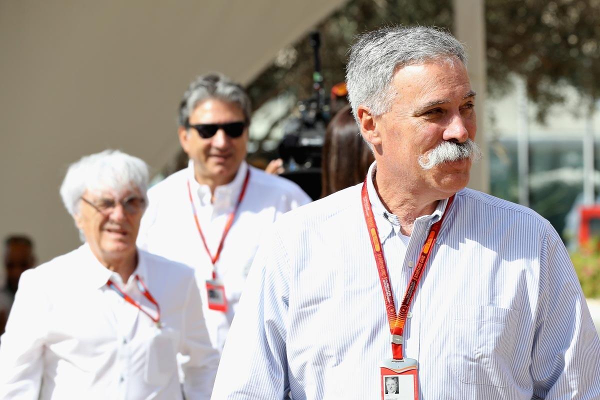 Chase Carey, nuevo CEO de la Fórmula 1