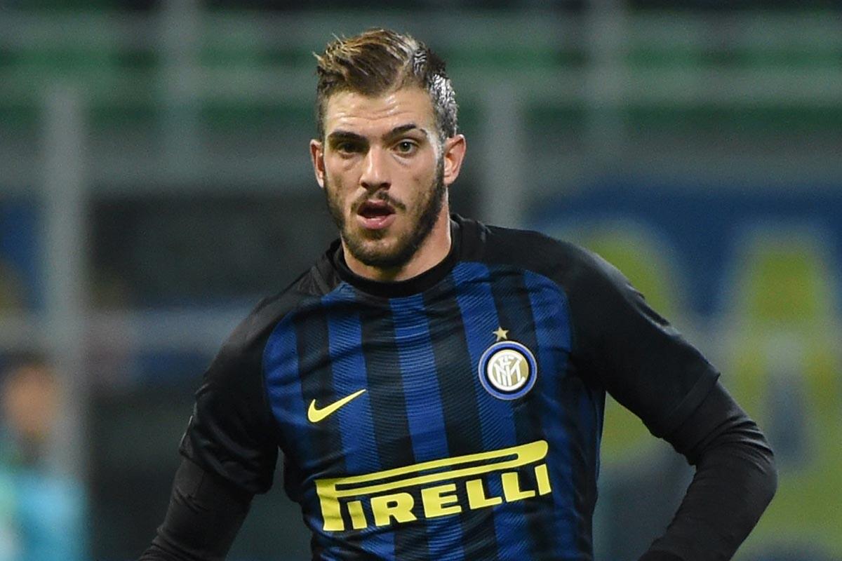 Davide Santon, jugador del Inter