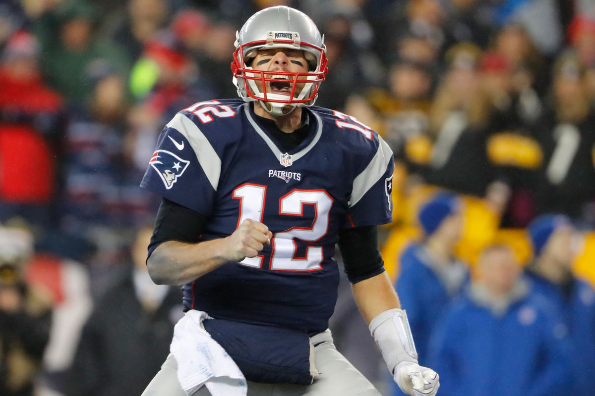 Tom Brady, Superbowl