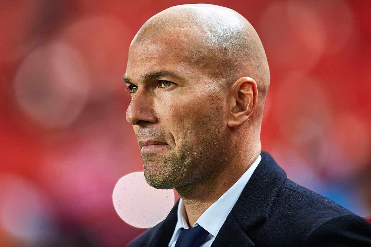 """Zidane: """"Sergio Ramos y yo dijimos lo mismo"""""""