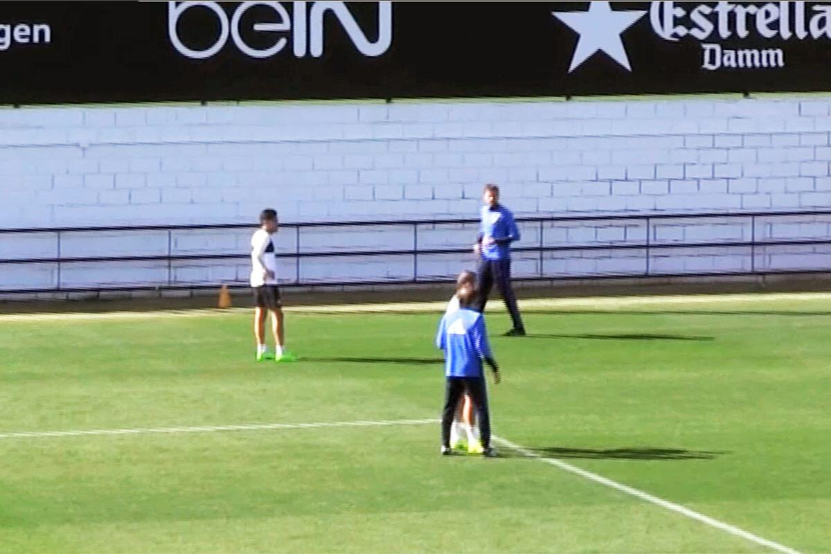 Enzo Pérez Valencia CF