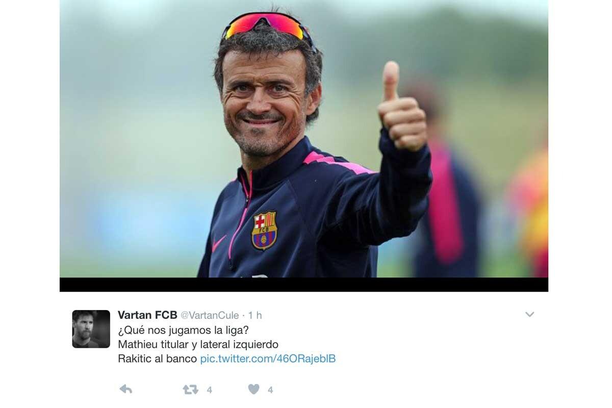 Los mejores memes del Atlético-Barça