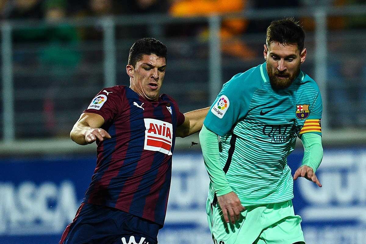 Ander Capa, Leo Messi