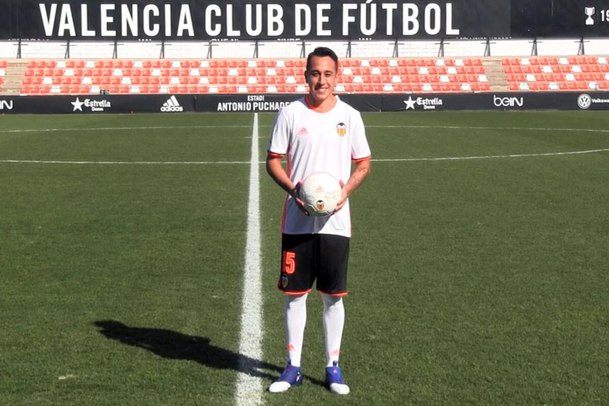 Fabián Orellana Valencia CF