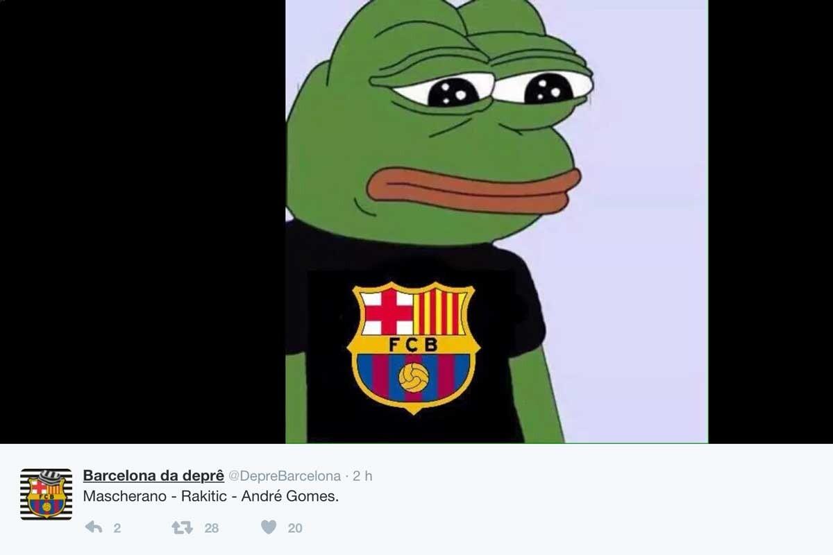 Los mejores memes del Atlético de Madrid-Barça