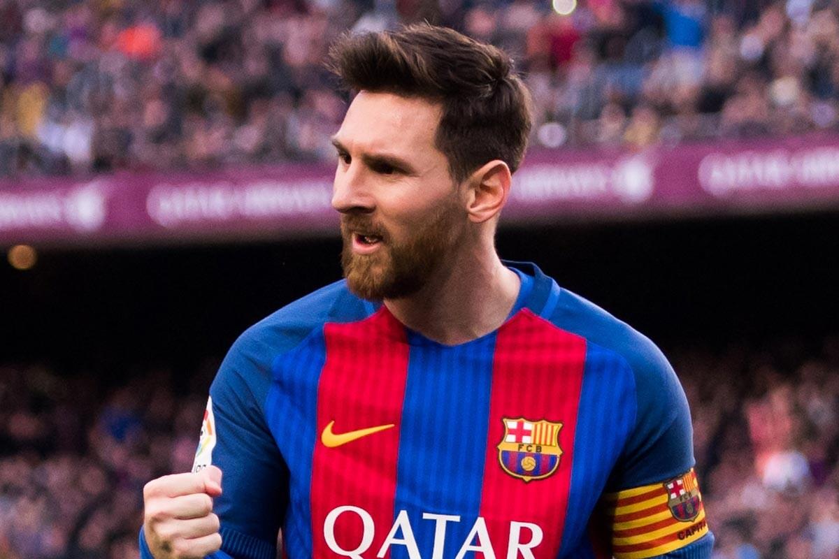 Diego Milito se rinde ante Messi