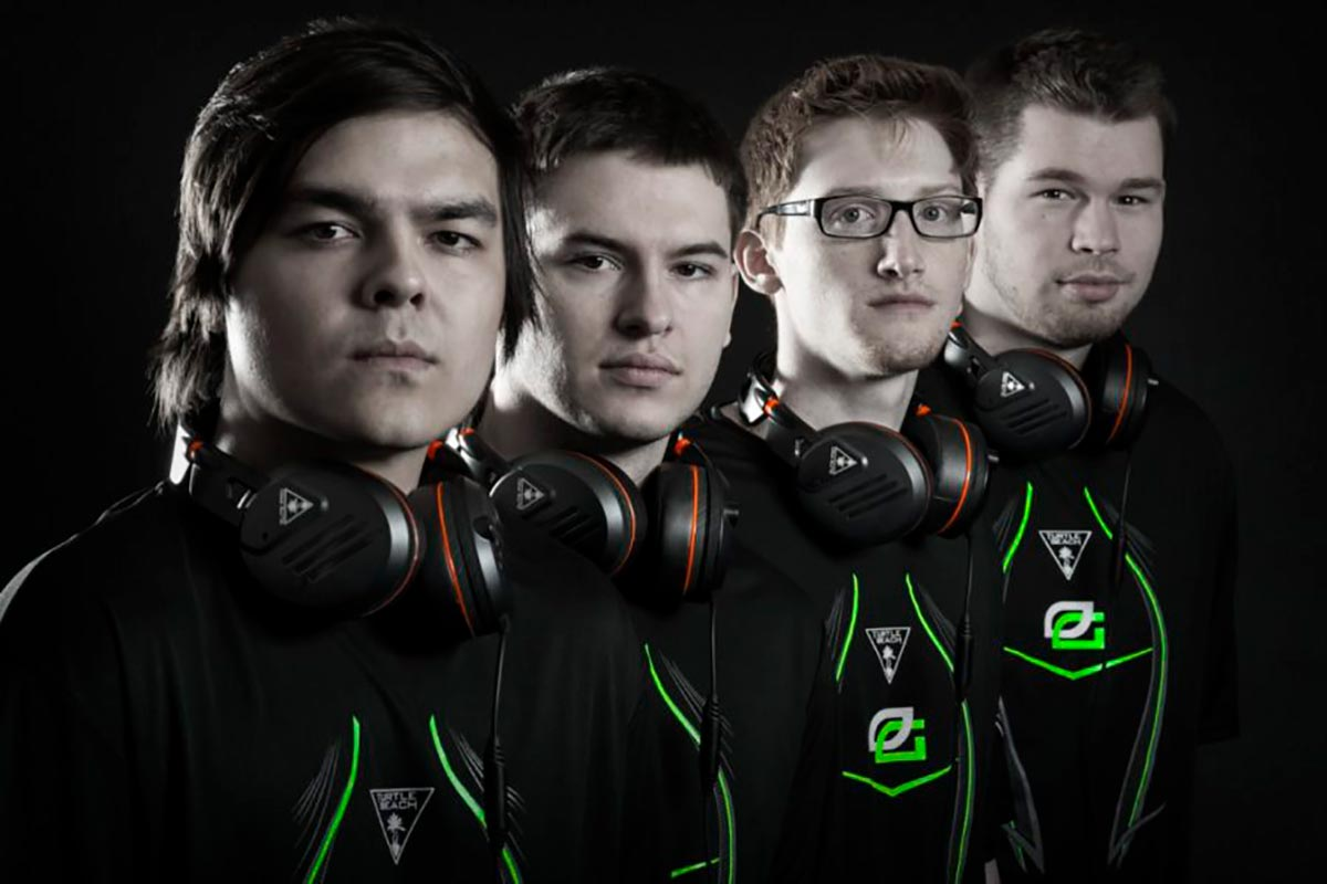 Optic Gaming triunfa en París en Call of Duty