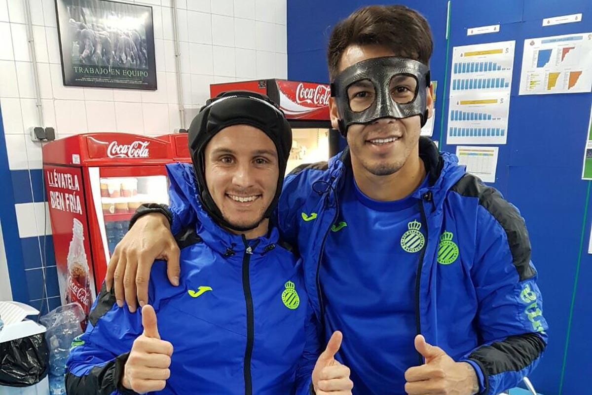 Hernán Pérez y Pablo Piatti