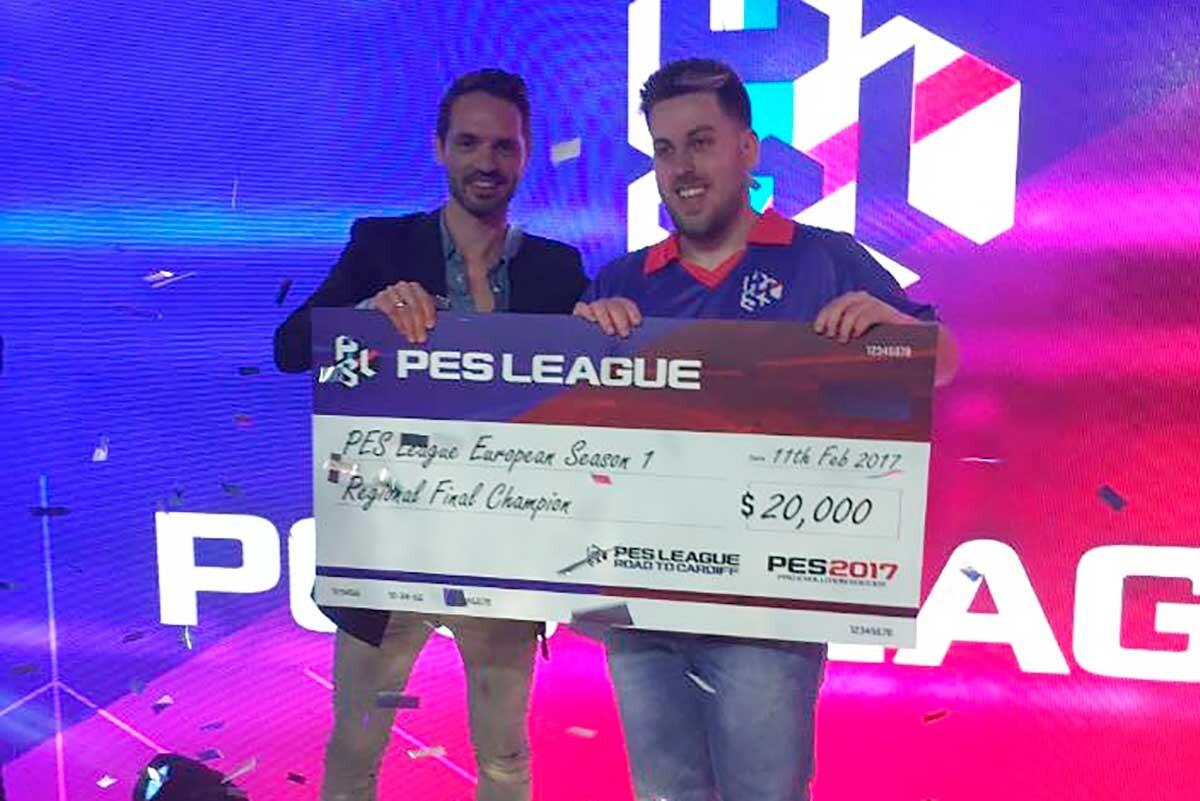 Entrevistamos al campeón europeo de PES League
