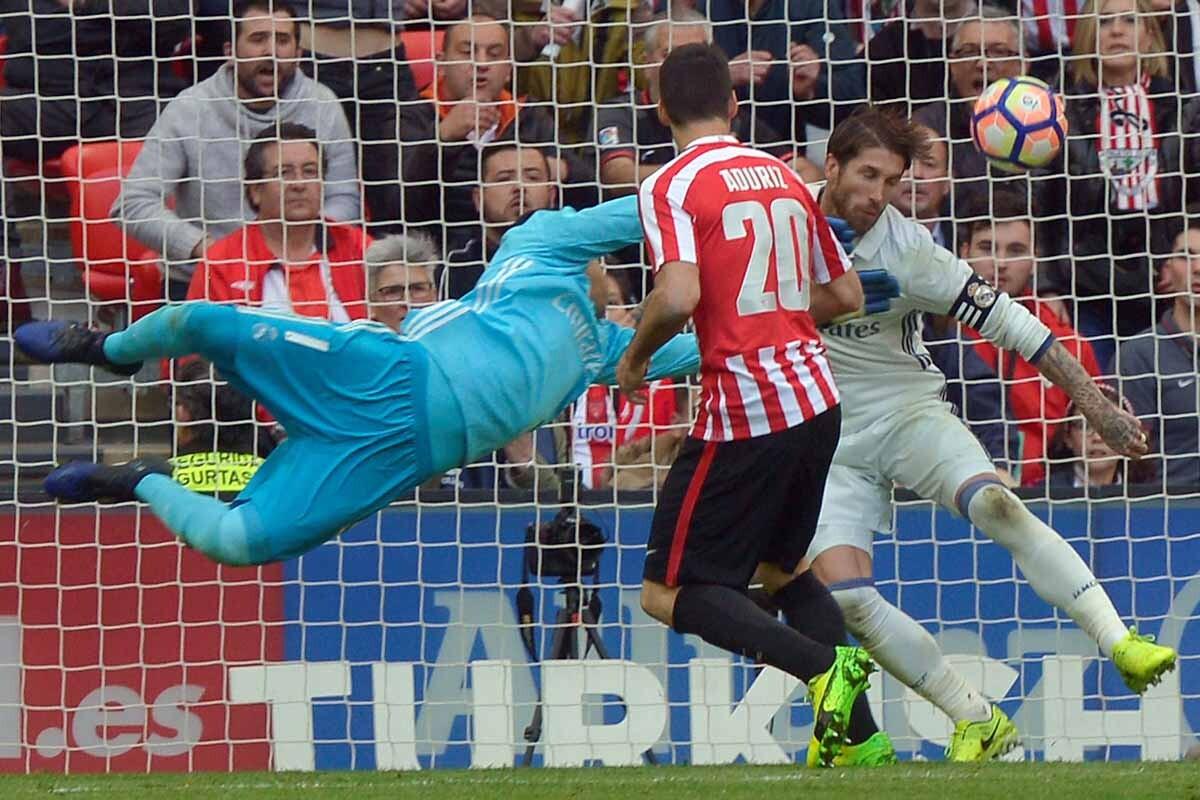 Las mejores imágenes del Athletic – Real Madrid