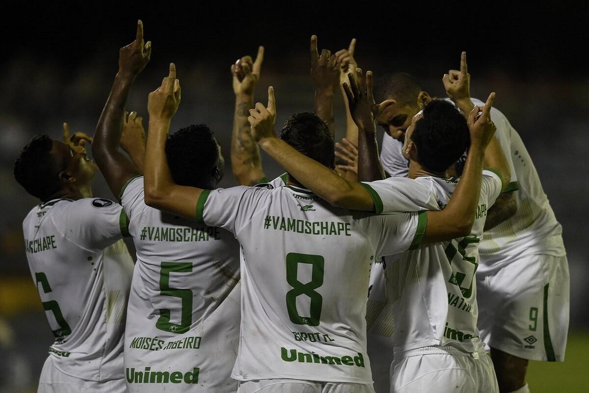 Chapecoense debutó con victoria en la Copa Libertadores 2017