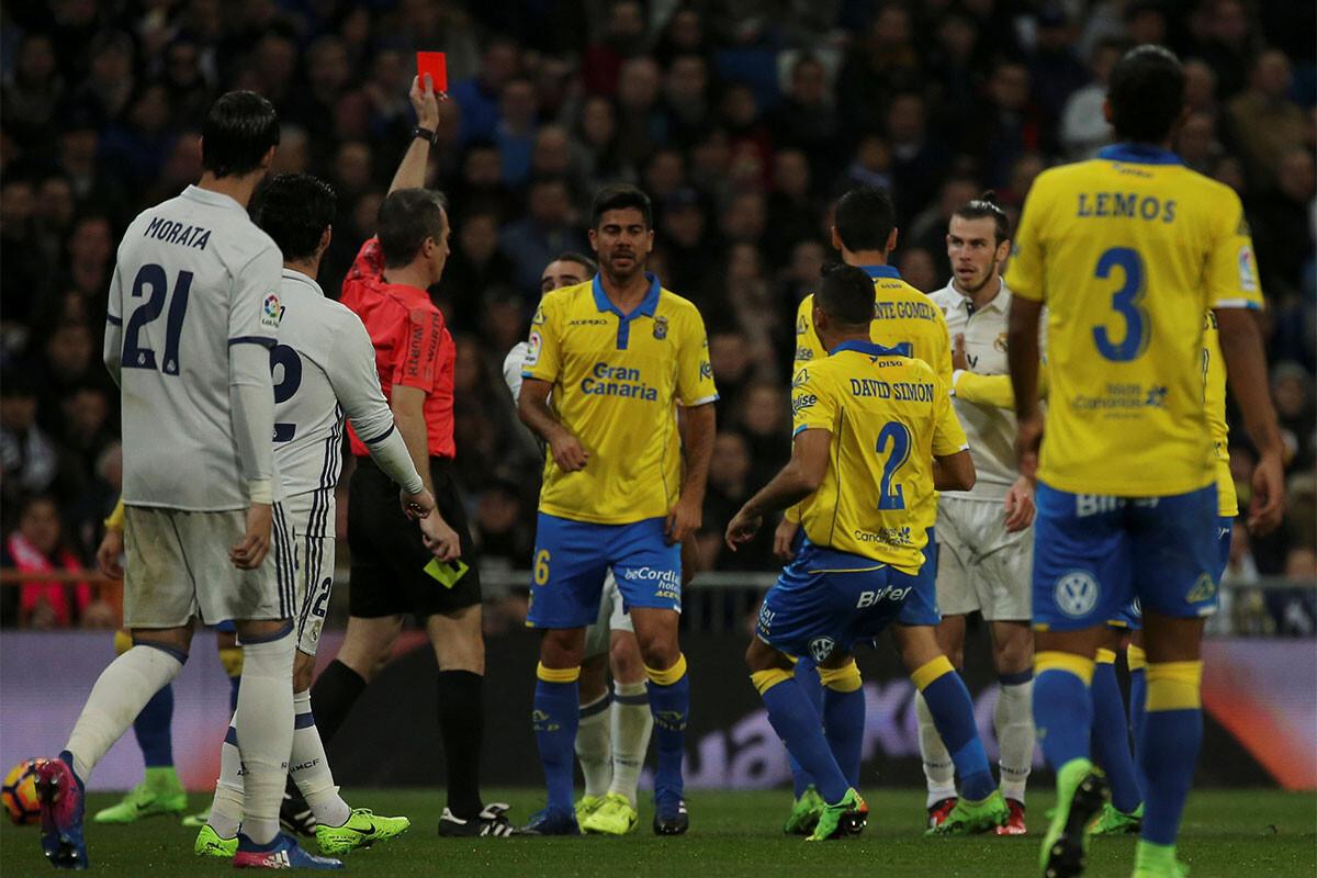 Real Madrid, UD Las Palmas