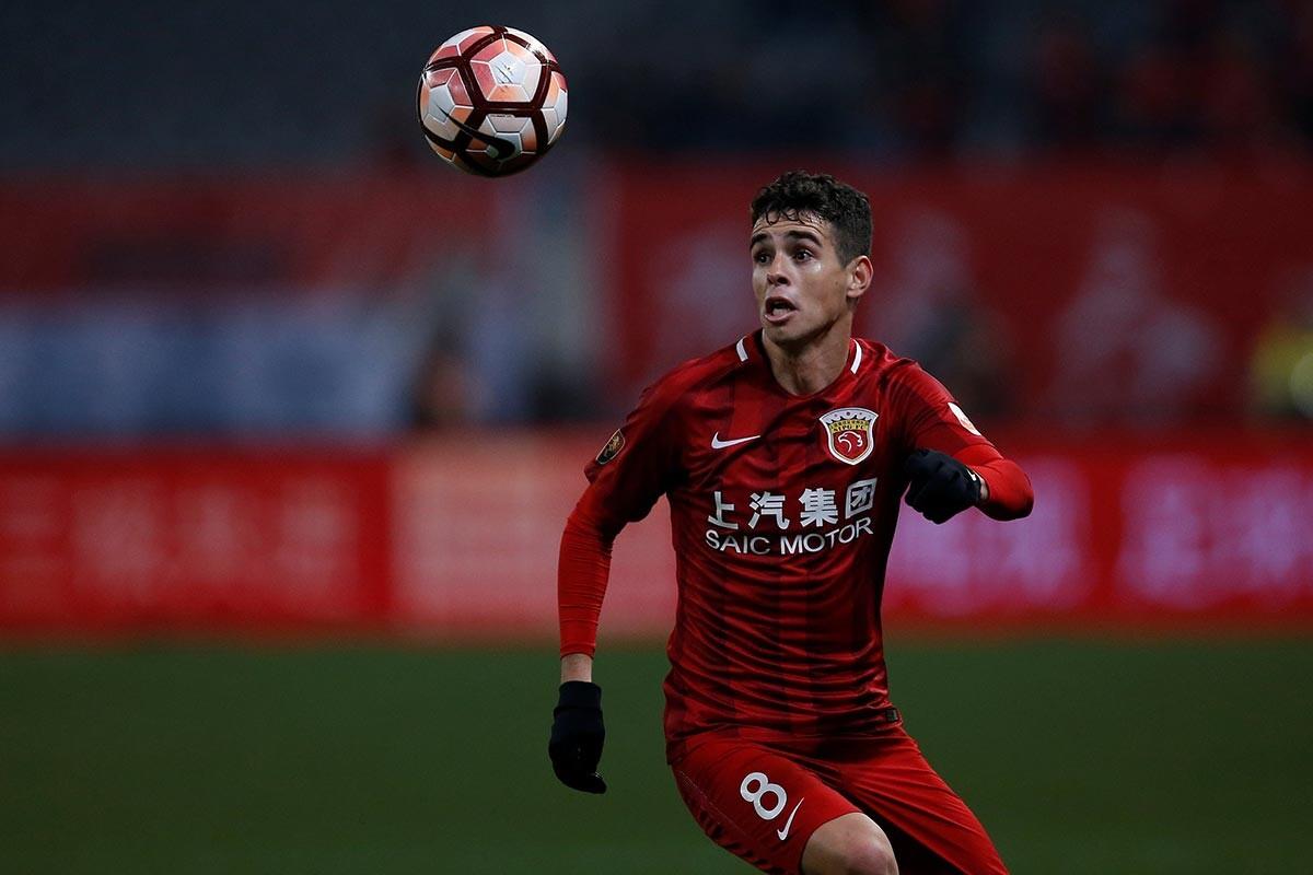 Oscar, de Shanghai SIPG