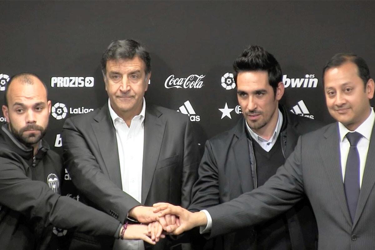 José Ramón Alexanko Valencia CF