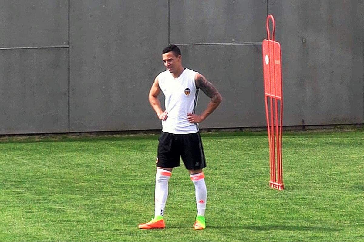Rodrigo Moreno Valencia CF