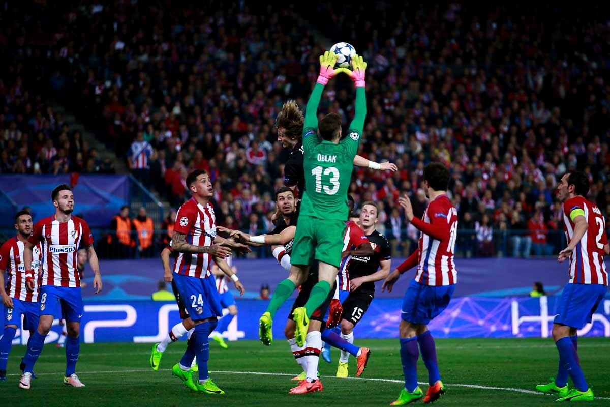 Atlético de Madrid - Bayer Leverkusen