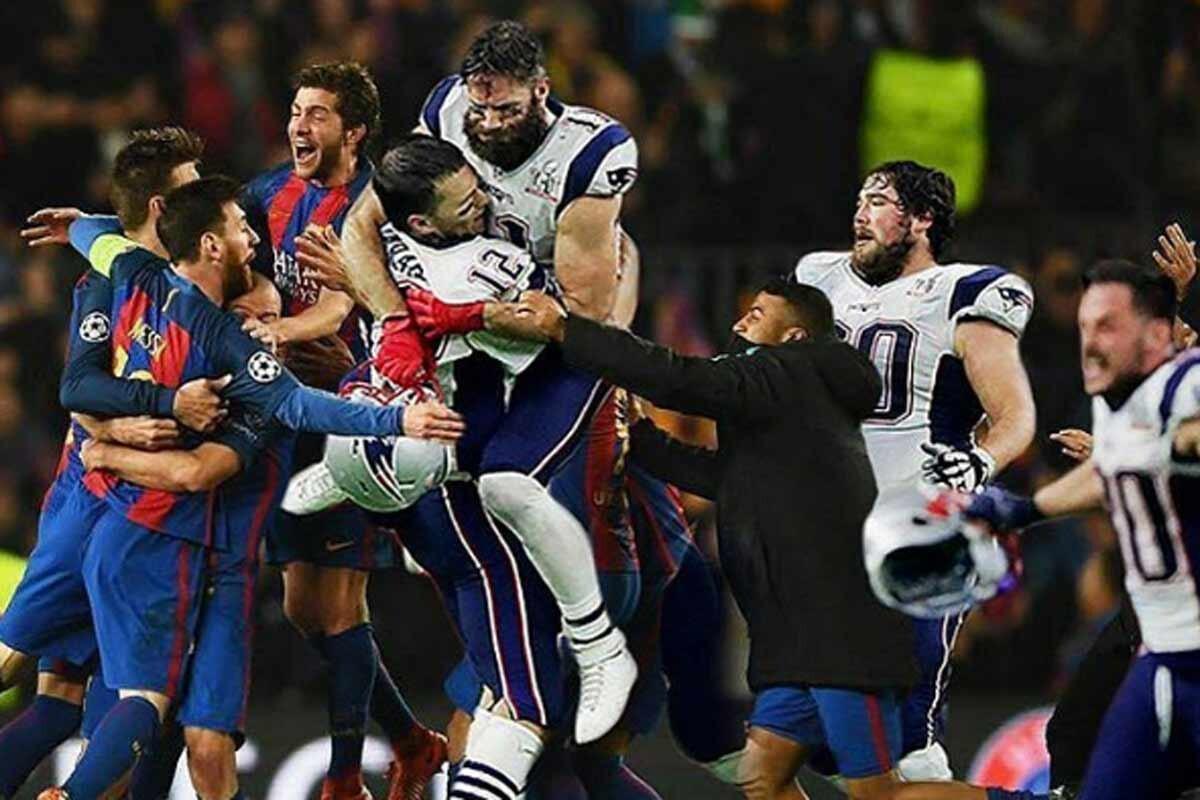 Barcelona Patriots