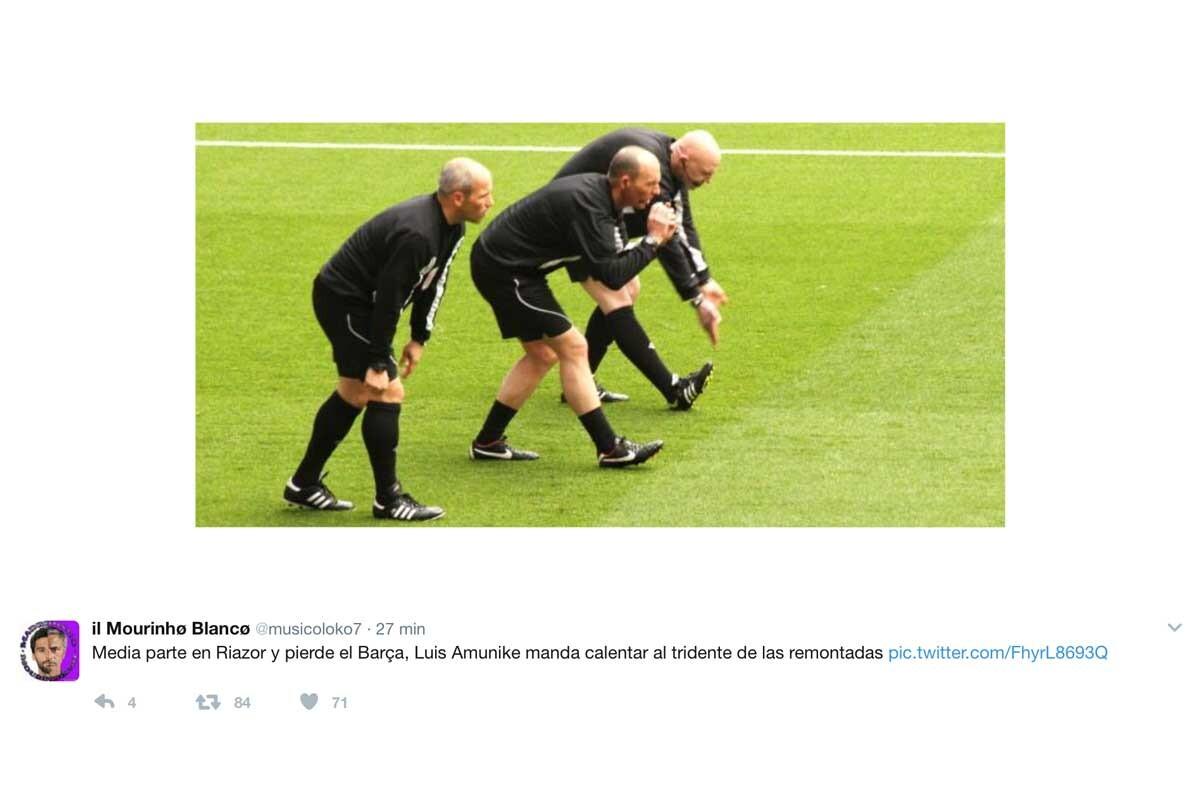 Los memes del Depor-Barça