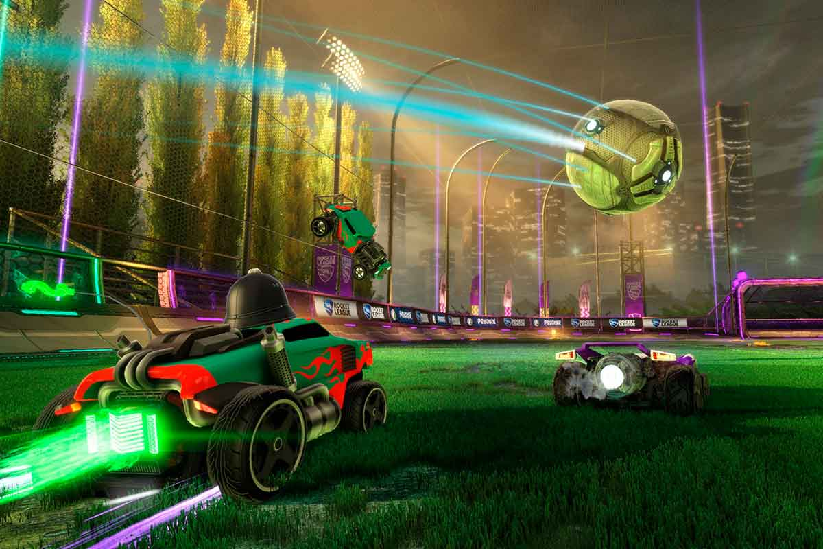 Rocket League (PS4, Xbox One, PC)