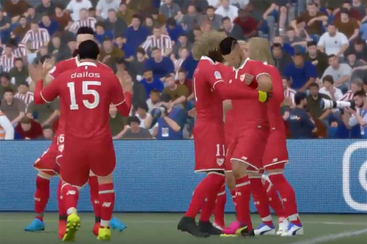 Sevilla eSports VFO